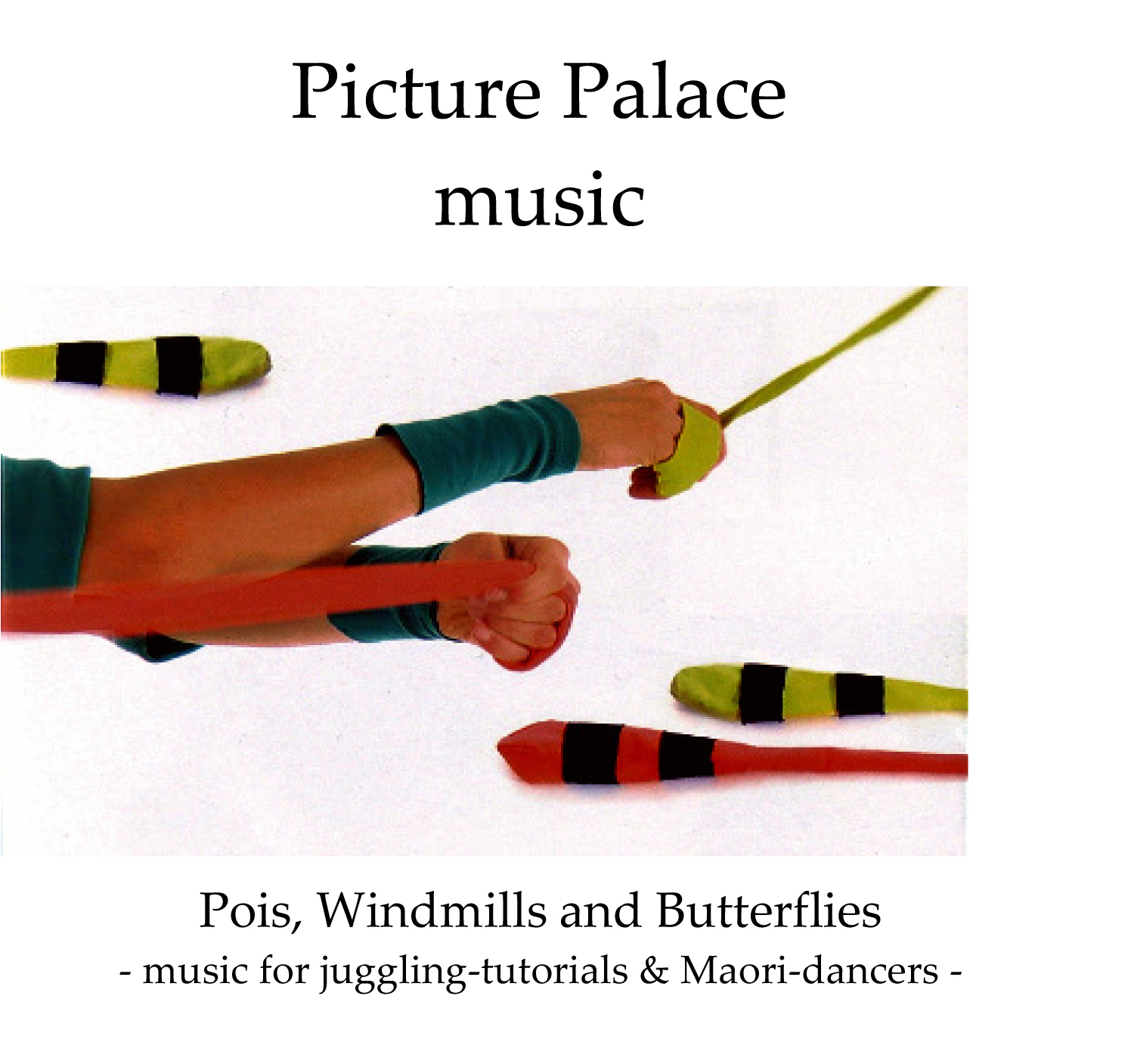 Pois Windmills and Butterflies