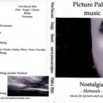 Nostalgia - Heimweh - music for pictures and sculptures