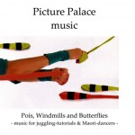 2010 Pois, Windmills and Butterflies DVD, EP CDr / Soundtrack
