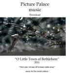 2011 O little town of Bethlehem Single